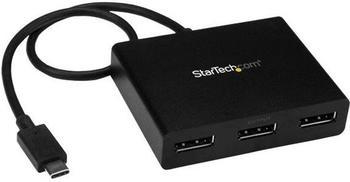 StarTech USB-C to 3x DisplayPort Adapter (MSTCDP123DP)