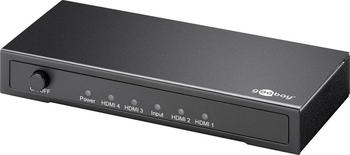 Goobay 4 Port HDMI-Splitter (58978)
