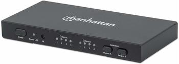 Manhattan 4x 2 HDMI Matrix Switch (207898)