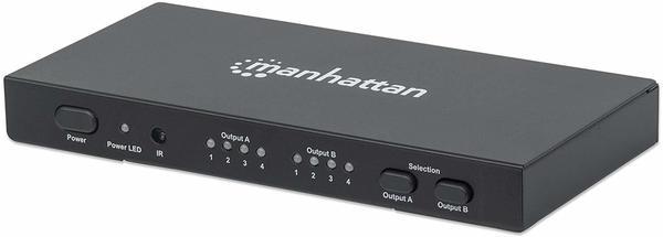 Manhattan 4x 2 HDMI Matrix Switch (207898)