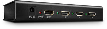 Lindy 3 Port HDMI 2.0 18G Switch