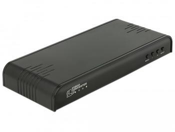 DeLock Konverter CVBS / YPbPr / VGA zu HDMI mit Scaler