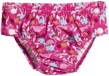 Playshoes UV-Schutz Windelhose Flamingo zum Knöpfen