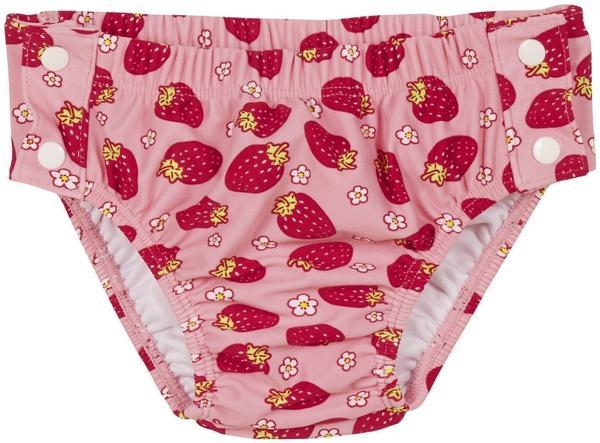 Playshoes UV-Schutz Windelhose Erdbeeren zum Knöpfen