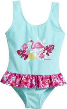 Playshoes UV-Schutz Badeanzug (461203) Flamingo blau