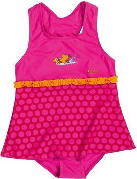 Playshoes UV-Schutz Badeanzug mit Rock (461115) Die Maus pink