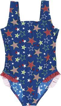 Playshoes UV-Schutz Badeanzug (460283) Sterne blau