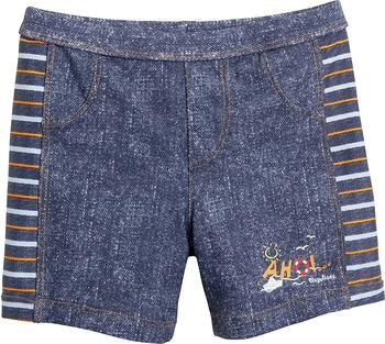 Playshoes UV-Schutz Badeshorts Ahoi blau