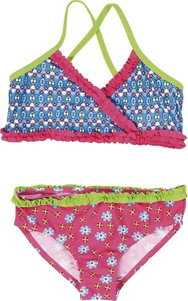 Playshoes UV-Schutz Bikini (460274) Blume pink