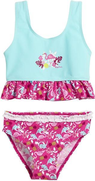 Playshoes UV-Schutz Bikini (461204) Flamingo blau