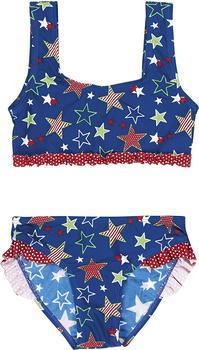 Playshoes UV-Schutz Bikini (460284) Sterne blau