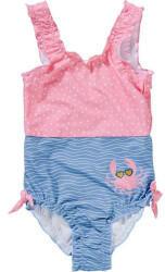 Playshoes UV-Schutz Badeanzug Krebs blaupink (461293-780)