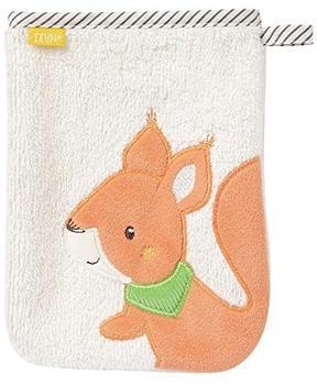 Fehn Sunshine - Waschhandschuh Eichhörnchen