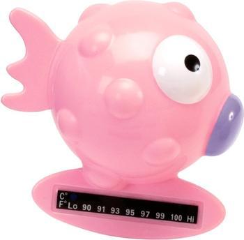 Chicco Badethermometer Kugelfisch rosa