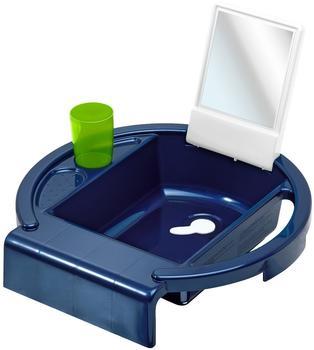 Rotho Kiddy Wash blau/weiß/lime