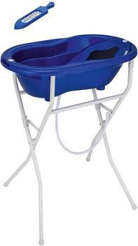 Rotho Badelösung Top mit Badewannenständer royal blue perl