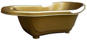 Remond Rigid Bathtub with Draining Opaque Gold