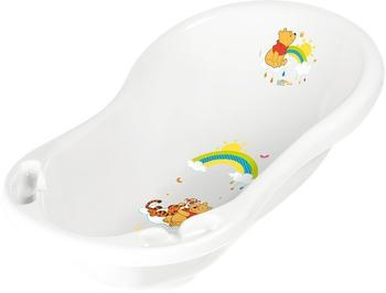 keeeper-maria-babywanne-mit-stoepsel-winnie-pooh-weiss
