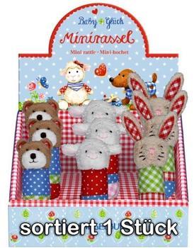 Spiegelburg Baby Glück Minirasseln