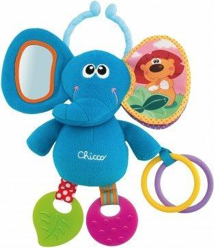Chicco Vibrationsrassel Elefant