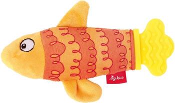 Sigikid Fisch Rassel Quassel orange