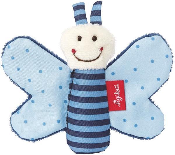 Sigikid Knister-Schmetterling blau