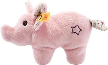 Steiff Mini-Knister Schwein mit Rassel 11 cm