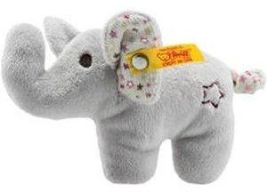 Steiff Mini Knister-Elefant mit Rassel 11 cm