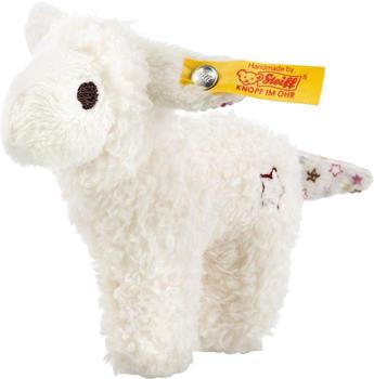 Steiff Mini Knister-Lamm mit Rassel 11 cm