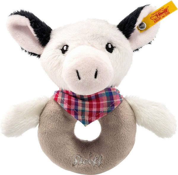 Steiff Happy Farm - Cowaloo Kuh mit Rassel
