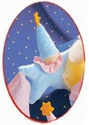 Käthe Kruse Milchstraße Sternputzer hellblau