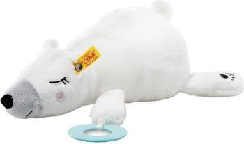 Steiff Iggy Eisbär mit Greifling 30 cm