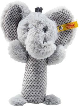 Steiff Soft Cuddly Friends - Ellie Elefant Rassel 15 cm