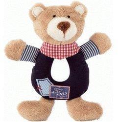 Sigikid Rassel-Greifling Classic Bear (53406)