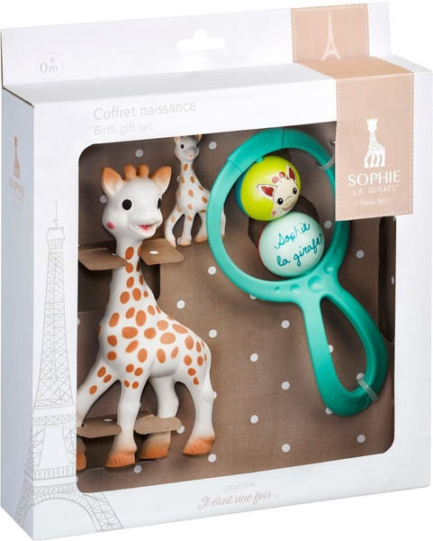 Vulli Birth gift set Sophie la girafe