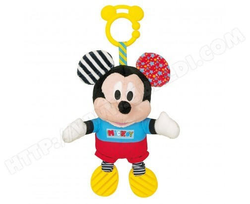 Clementoni Baby Mickey First Activities