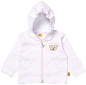 Steiff Baby-Sweatjacke (6607-2560) rosa