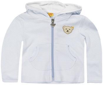 Steiff Baby-Sweatjacke (6607-3023) blau