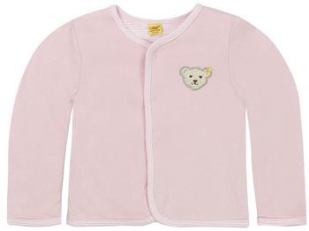 Steiff Baby-Sweatjacke (6617-2560) rosa