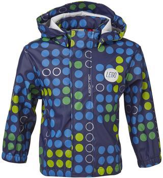 LEGO Wear Rain Jacket (14226-588) Multi Dark Blue