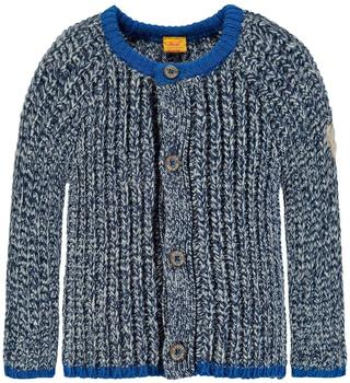Steiff Cardigan (6722107) grey/blue