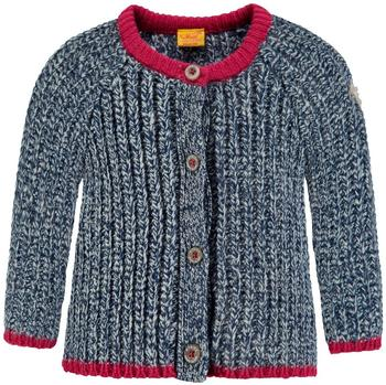 Steiff Cardigan (6722107) grey/red