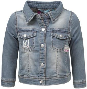 Lief! Denim Jacket with Appliqués