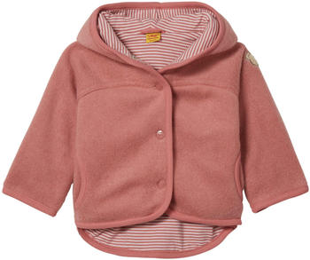 Steiff Fleece Jacket dusty rose (L016842203)