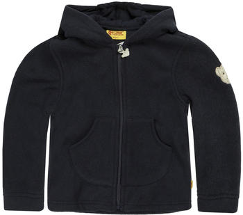 Steiff Fleece Jacket navy blue