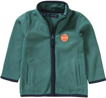 Blue Seven Boys Fleece Jacket green