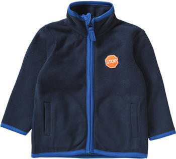 Blue Seven Boys Fleece Jacket blue