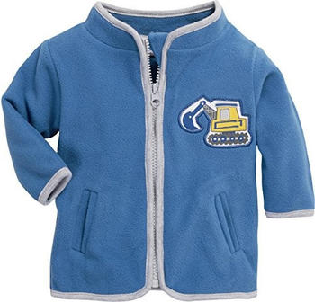 schnizler-fleece-jacket-excavator-blue