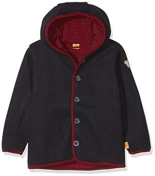 Steiff Boys Fleece Jacket navy blue (6842519_3032)