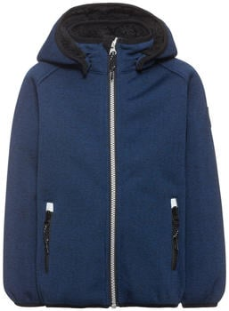 Name It Softshell Jacket Nitbeta Teddy blue